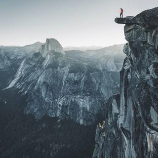"""Sunrise in Yosemite Park"" (USA), Aufnahme Max Münch, 2016 (instagram.com/muenchmax)"