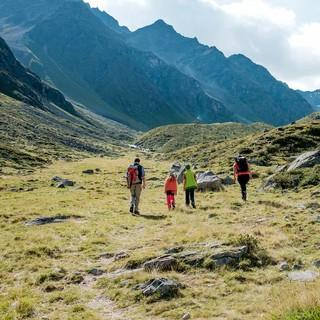 Checkliste Familie Berge