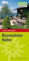 Brunnsteinhütte-Flyer