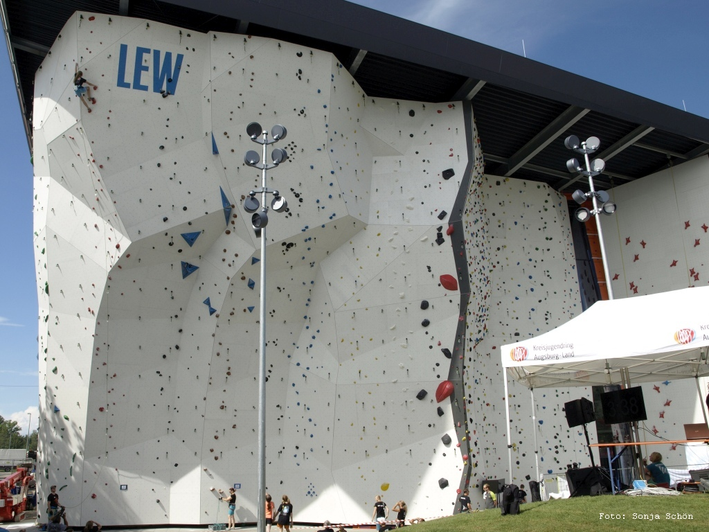 Kletterausrüstung Augsburg : Dav kletterzentrum augsburg kletterhallen