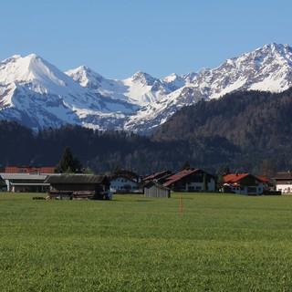 Allgäuer Alpen Frühling