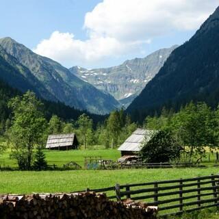 Göriach im Lungau - Foto: Bergsteigerdörfer