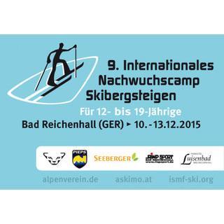 Titel Plakat Skicamp