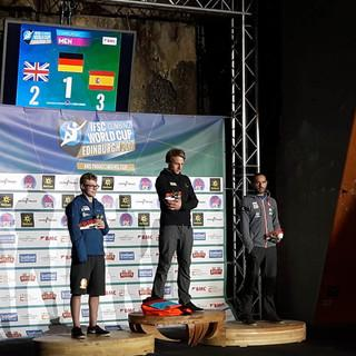 Kevn Bartke gewinnt in seiner Klasse AU-2