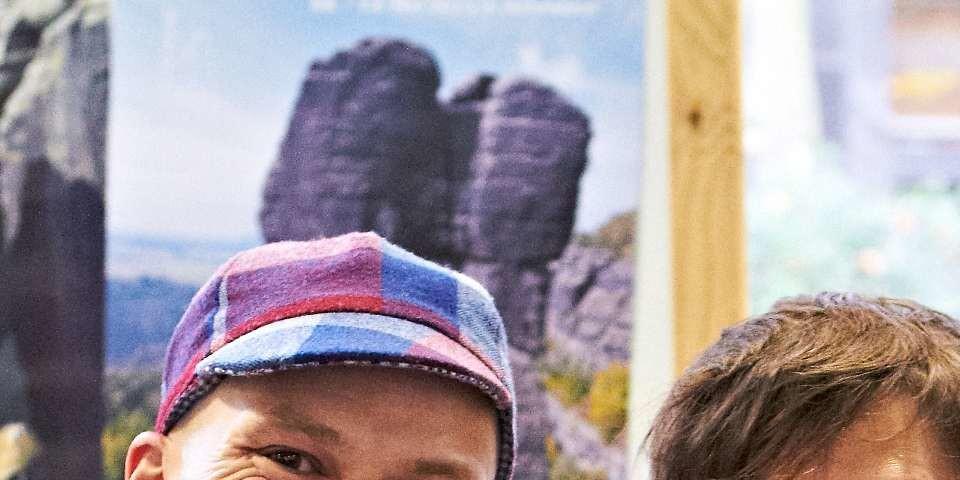 Robert und Martin aus dem Ressort Jugend
