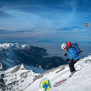 Skitouren-Griechenland-Teaser