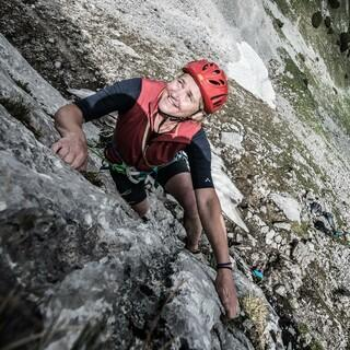 Senioren Klettern DAV Christian Pfanzelt