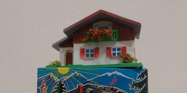 Plastiskop Hütte