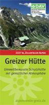 Greizer-Hütte-Flyer