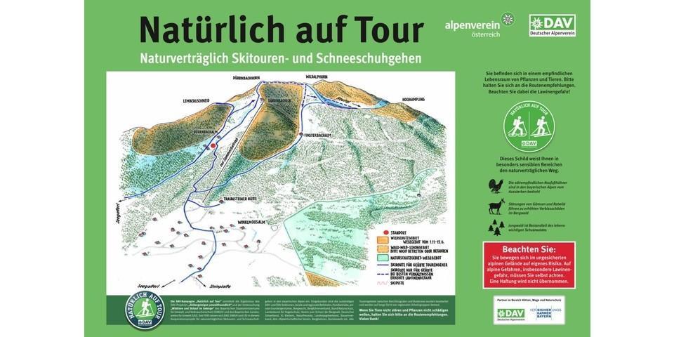 Dürrnbachhorn Südseite