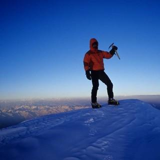 Auf dem Gipfel des Nanga Parbat, Foto: Privat