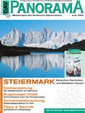 DAV Panorama 3/2002 Steiermark