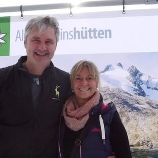 Hüttenwirte Michael und Gisela, Foto: Rapahel Raich