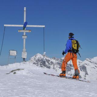 Der Gipfel des Leobner misst stolze 2036 Meter. Foto: Stefan Herbke
