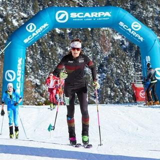 Susi von Borstel mit gutem Weltcup-Einstand im Vertical