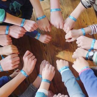 """Gemeinsam anpacken bei """"Hands on! Dein Beitrag für Nachhaltigkeit"""", Foto: Kristin Victor"""