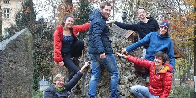 Das Team beim Jahresplanungstreffen 2086, Foto: JDAV/Andi Dick