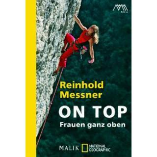 Buchcover Frau Bergsteigen: On Top
