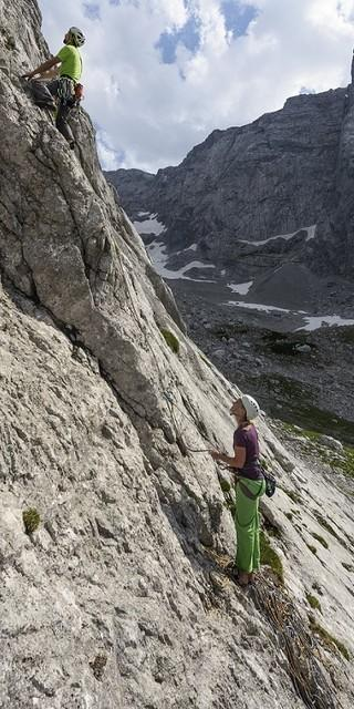 Klettern Wolfgang Ehn