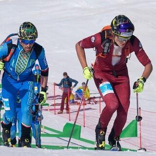 Für Stefan Knopf holt sich Platz 6 im Disziplinen-Weltcup - Foto: Nils Lang