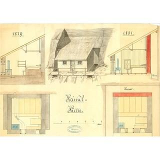 01.07. Kaindlhütte 1879-81