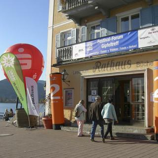 Festival-Forum Gipfeltreff - Foto: Bergfilm-Festival Tegernsee