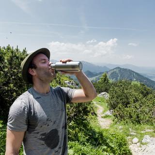 Wasser ist lebenswichtig – und auf manchen Hütten mittlerweile ein rares Gut. Foto: DAV/Hans Herbig