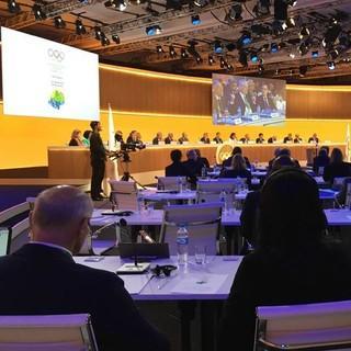 Die Entscheidung über die Anerkennung der ISMF fiel in Rio, Foto: ISMF