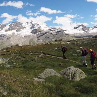 Unterwegs im Nationalpark Gran Paradiso, Foto: Gerhard Fitzthum