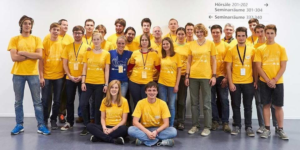 Helferteam aus Darmstadt und Südhessen, Foto: JDAV/Ben Spengler
