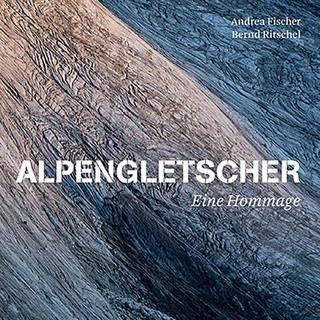 """Alpengletscher""-Buchcover, Foto: Tyrolia Verlag"