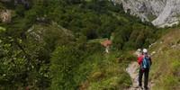 Bis 2001 war das Bergnest Bulnes nur zu Fuß erreichbar. Foto: Antes & Antes