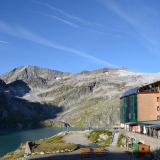Rudolfshütte - Bergromantik modern: Die Rudolfshütte ist heute ein Hotel für berg-affine Familien.