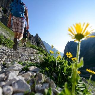 Bergsport ist vielfältig, Foto: DAV/Wolfgang Ehn