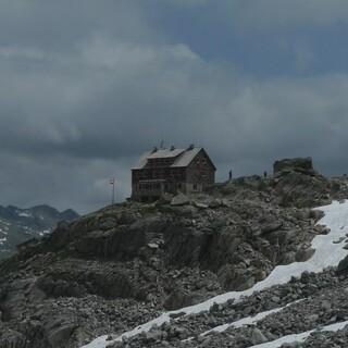 Barmer Hütte, Foto: Kiefer