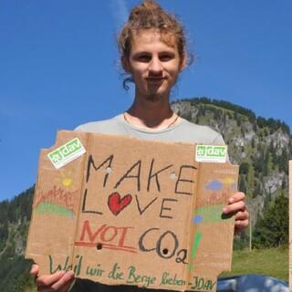 jdav für Klimaschutz! Foto: Lena Behrendes