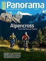 DAV Panorama 2/2015 Alpencross