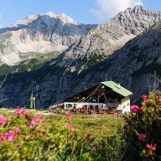 Pfeishuette-Karwendel