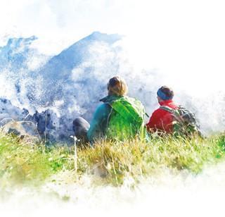 Bergsport mit Krebs (1)