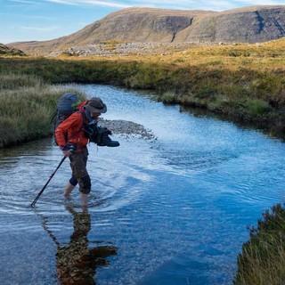 Mit der richtigen Vorbereitung und Ausrüstung klappt's auch mit Touren wie der von Marcus Haid: Einmal Großbritannien von Nord nach Süd. Foto: Marcus Haid