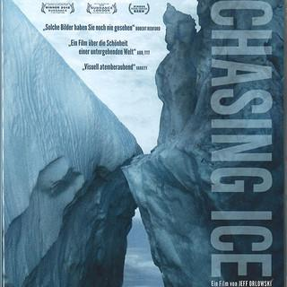 """Chasing Ice""-DVD-Cover, Foto: Britta Zwiehoff"