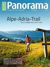 DAV Panorama 2/2013 Alpe-Adria-Trail