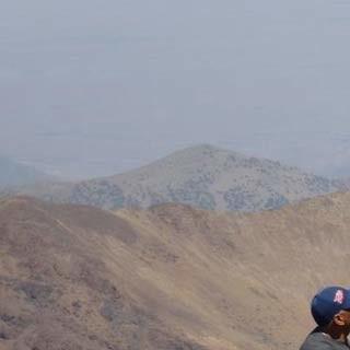 Gebet auf dem Toubkal - Wo man täglich fünfmal betet: Andachtspause im islamischen Land -hier auf dem Gipfel des Toubkal