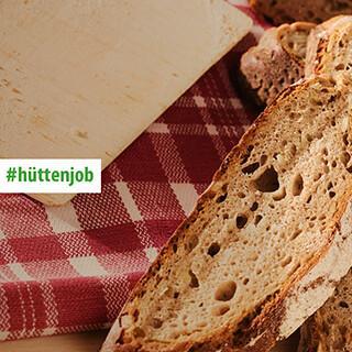 Brot sucht Aufschneider!