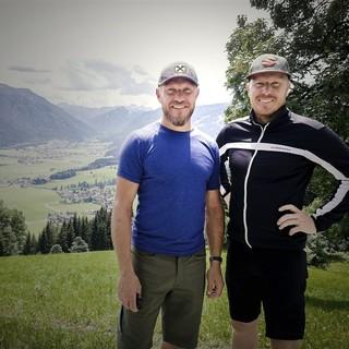 Bergwelten - Flachau Walter Delle Karth