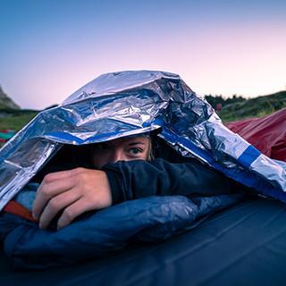 Biwak im Sommer, Foto: JDAV/Silvan Metz