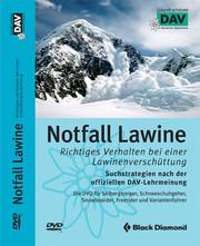 Cover DVD Notfall Lawine