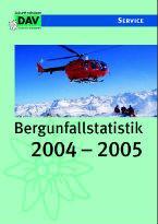 DAV-Bergunfallstatistik-2004-2005