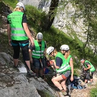 Wegepflege Hoher Gang, Photocredit: Antje Habermann