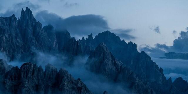 Die Alpen waren ziemlich lange allein, bis die ersten Menschen kamen und sie besiedelten. Foto: DAV/Silvan Metz